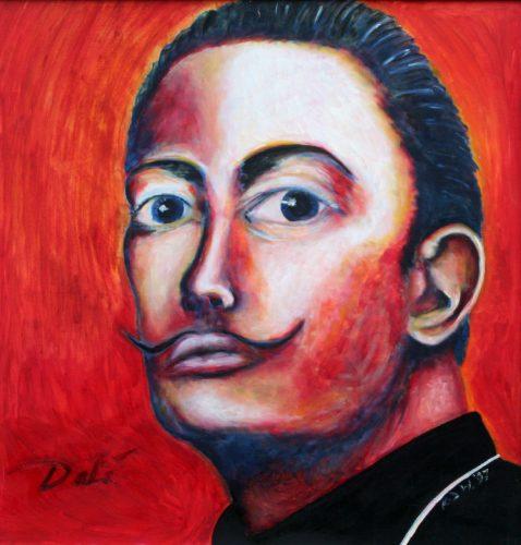 Salvador Dali - Russ Horne