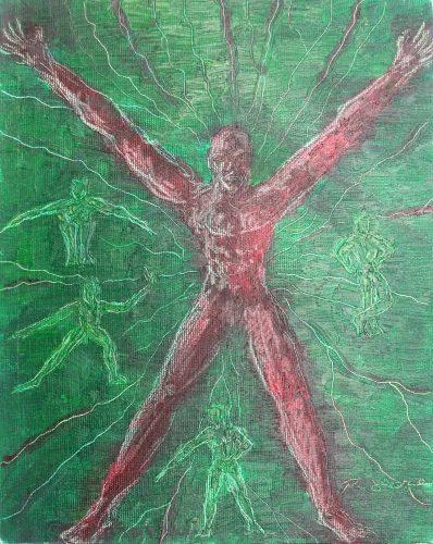 Figure Study - Russ Horne